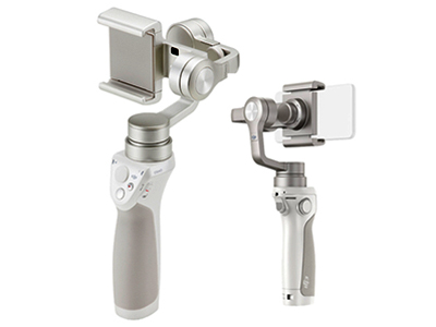 Osmo Mobile Stabiliser for Smartphones Silver