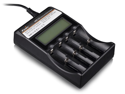 Fenix ARE-C2 4-Bay Li-Ion/Ni-MH Multi-Charger