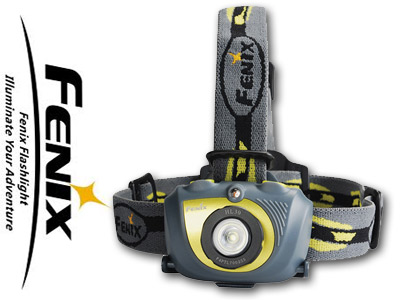 Fenix HL30 LED Headlamp GREEN