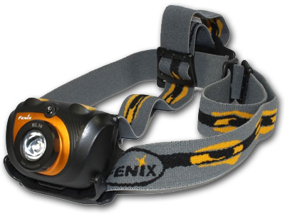 Fenix HL30 LED Headlamp ORANGE