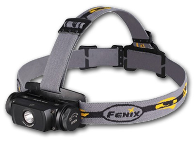 Fenix HL55 LED Headlamp BLACK