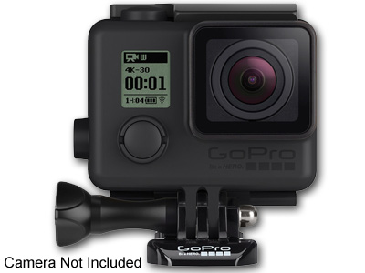 GoPro Blackout Housing Hero (H4, H3+, H3)