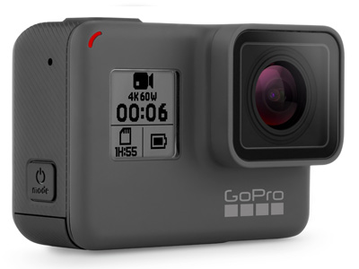GoPro HERO6 Black Camera Open Box