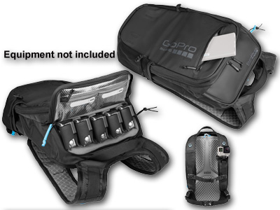 GoPro SEEKER Hydration Backpack