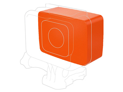 GoPro Floaty for Most Hero Cameras
