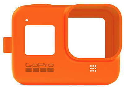 GoPro Sleeve and Lanyard  Hyper Orange
