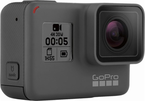 GoPro HERO5 Black Camera Open Box