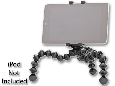GripTight Micro GorillaPod Stand for Small Tablets