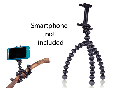 GripTight XL Gorillapod Stand for Smartphones
