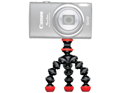 GorillaPod Magnetic Mini Flexible Tripod