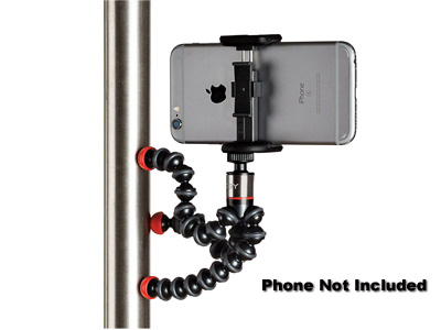 GorillaPod GripTight ONE Magnetic Impulse