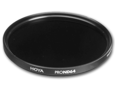 ND-64 Neutral Density 58mm HMC Filter