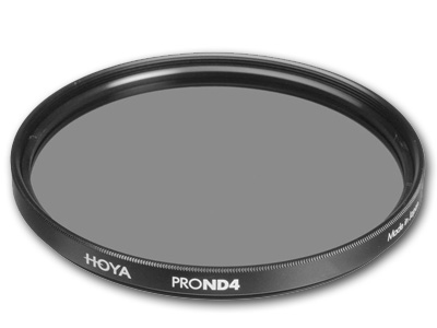 ND-4 Neutral Density 58mm HMC Filter