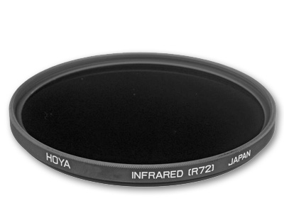 82mm Infrared Filter (R72)