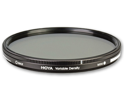 58mm Variable Neutral Density