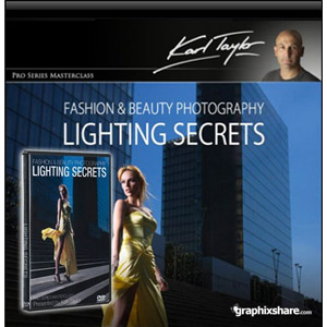 Fashion & Beauty Lighting by Karl Taylor