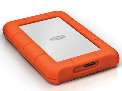 Lacie Rugged Mini 1TB Hard Drive