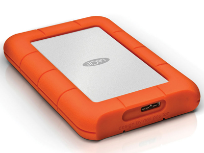 Lacie Rugged Mini 500GB  Hard Drive