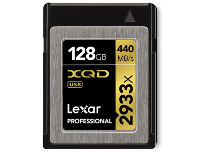 128GB  2933X SD XQD  Professional Memory Card