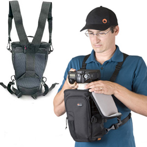 Lowepro Top Load Chest Harness