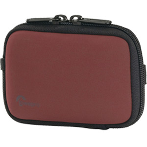 Lowepro Sausalito 20 Bourdeaux Red