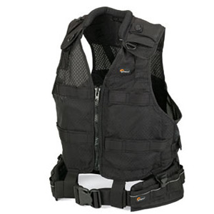 Lowepro S&F Deluxe Belt and Vest Kit (L/XL)