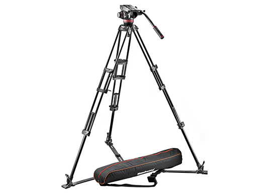 546GB Tripod + 502A HEAD
