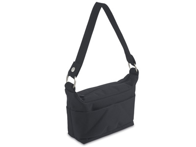 Advanced Shoulder Bag Black