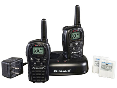 LXT Series 2- Way Radios 2-Pack