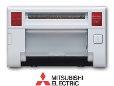 Mitsubishi CP-K60DW High Speed Dye Sub Printer