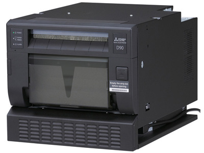 cp printer thermal mitsubishi color digital
