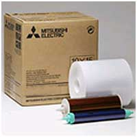 Paper and Ribbon for 9000 Series  5X7 - 350