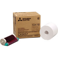 Paper and Ribbon for 9800 Series  5X7 - 350