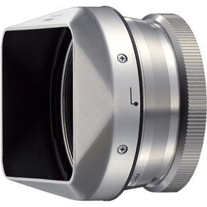 Adapter Ring & Lens Hood For Coolpix A Camera