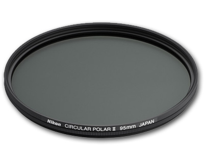 Nikon 95mm Circular Polarizer Filter for 200-500
