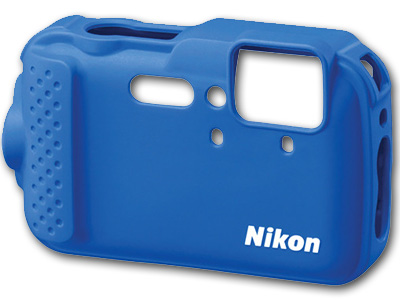 Nikon CF-CP001 Silicone Jacket for AW120 BLUE