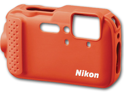 Nikon CF-CP001 Silicone Jacket for AW120 ORANGE