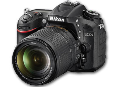 D7200 24MP DX DSLR with AFS 18-140mm G ED Lens