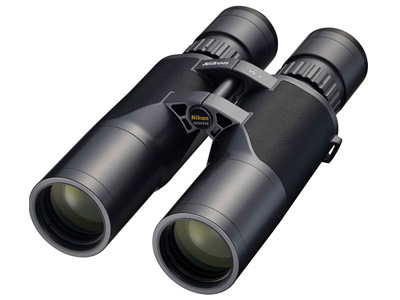 WX 10x50 IF WP Roof Prism Binoculars Black