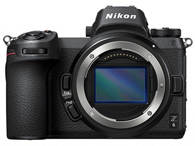 Nikon Z6 24MP Mirrorless Camera Body