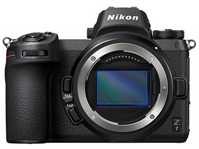 Nikon Z7 45MP Mirrorless Camera Body