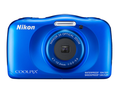 W150 Coolpix Blue