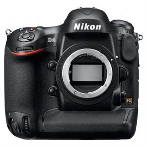 D4 16.2MP Digital SLR Recertified