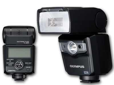 Olympus FL 600R Wireless Flash