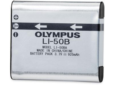 Olympus LI50B Rechargeable Battery Pack