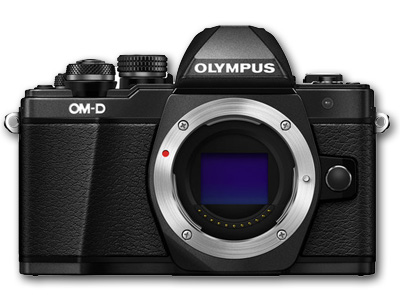 Olympus OM-D E-M10 Mark II 16 MP Body BLACK