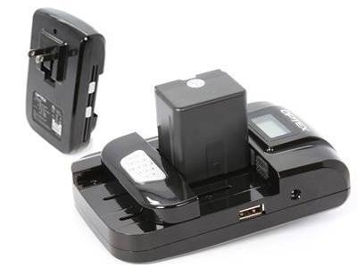 Camera Canada :: Optex :: Battery Charger LI7000