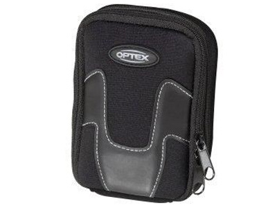 Soft Touch Digital Camera Pouch Black