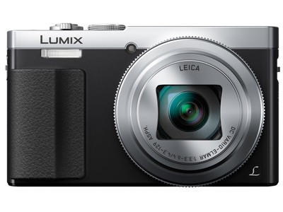 Lumix ZS50 12MP 30X Wide Zoom Silver