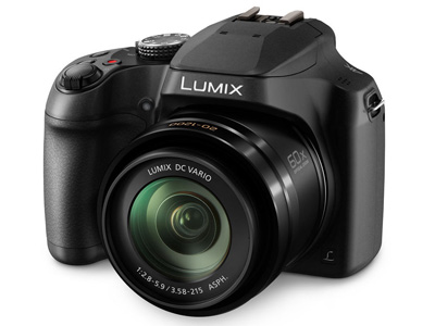 Lumix FZ80  60X Zoom Camera BLACK
